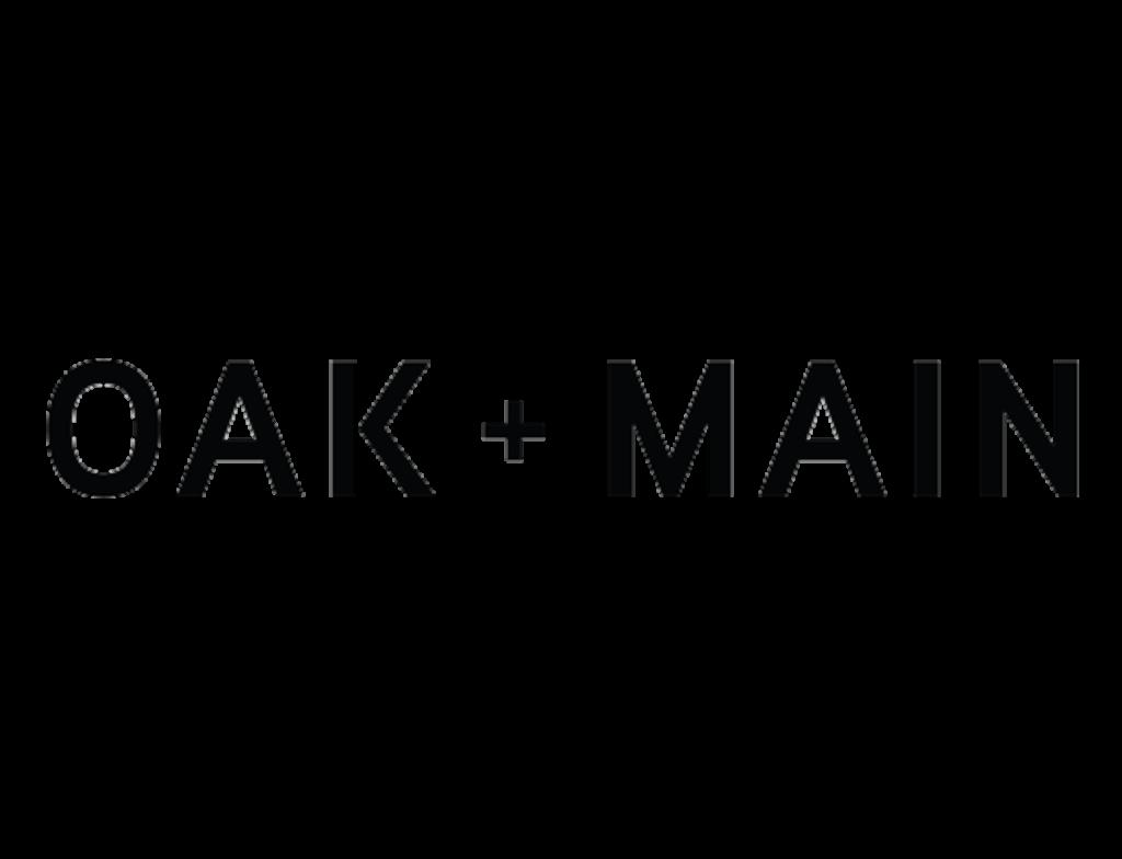 Oak + Main Logo